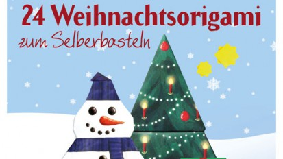 Adventskalender Weihnachtsorigami