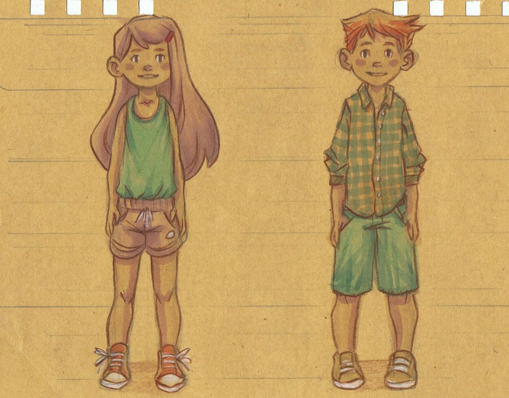 character_design_comic_kinder_gruhl